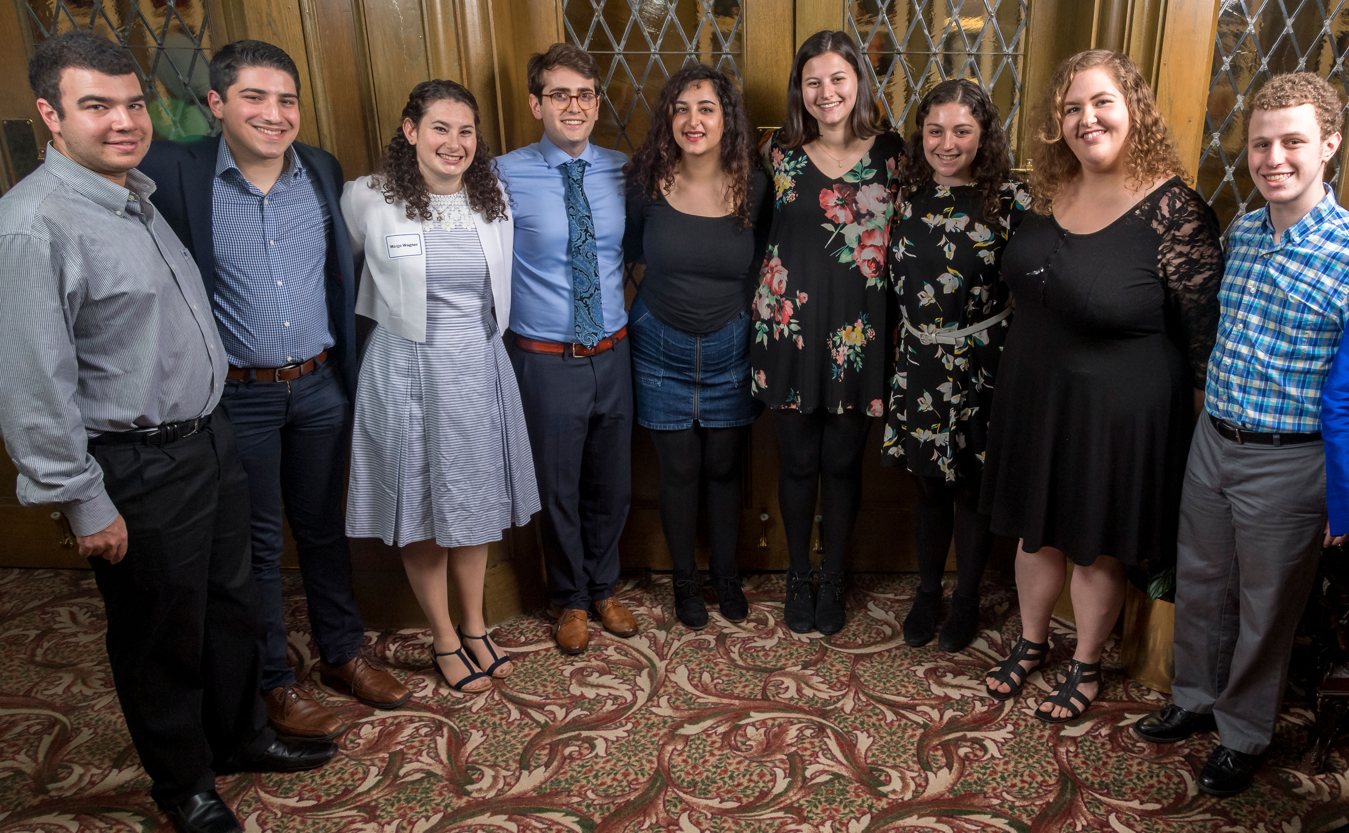 Jewish Studies Program Undergraduate Students
